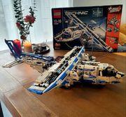 42025 Lego Technic Frachtflugzeug Luftkissenboot