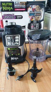 Ninja smoothi maker