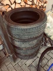 neuwertige Hankook Reifen ohne Felgen