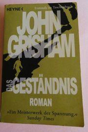 Das Geständnis John Grisham ISBN