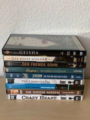 52 Filme DVDs 8 für