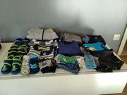 39 tlg Kleidungspaket junge herbst-winter