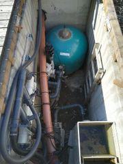 Teich System Pumpe