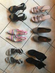 Verkaufe Schuhe von mir