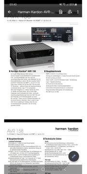 Harman Kardon AVR 158