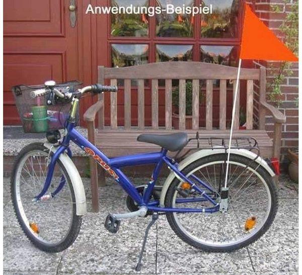 Fahrradfahne Sicherheitswimpel