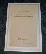 BriefmarkeErsttagsblatt der DBPSonderpostwertzeichen-SerieFür die Wohlfahrtspflege
