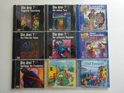 CDs Die drei TKKG Fünf