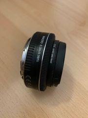 Canon EF 40mm f 2
