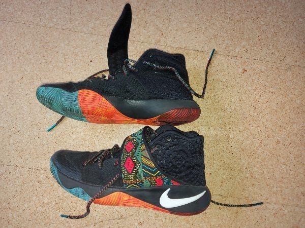 Nike Basketballschuhe Kyrie 2 BHM.