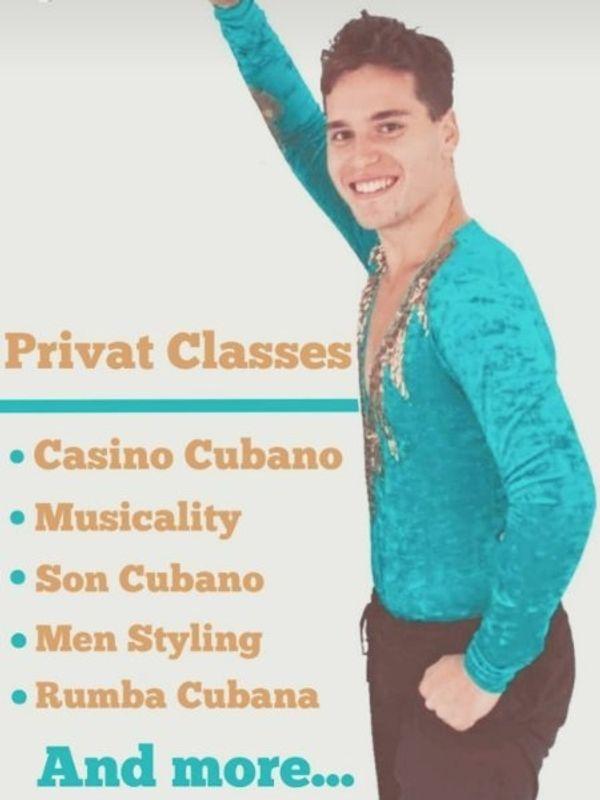 Salsa Habaneando Tanzschule PrivatStunden