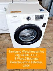 Samsung Waschmaschine 7kg 1400U