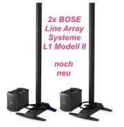 2 Stück BOSE L1 Model