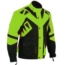Textil Motorradjacke Grün Schwarz: Kleinanzeigen aus Pfatter - Rubrik Motorradbekleidung Herren