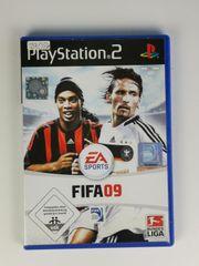 PS2 Spiel FIFA 09