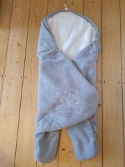 ByBoom Baby Winter-Einschlagdecke Das Original