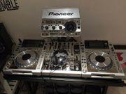 Das komplette Platinum Pioneer CDJ-Setup