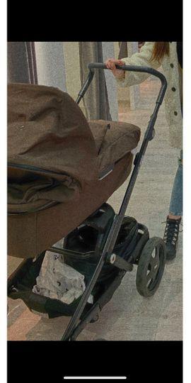 Kombi Kinderwagen Britax Go