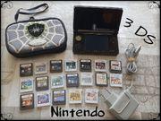 Nintendo 3 DS Konsole inkl