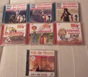 7 x CD Was ist