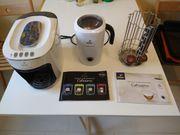 Cafissimo Set mit Kaffemaschine und