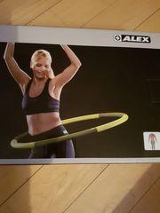 Hula-Hoop-Reifen Fitness 1 2 kg