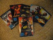 50 Top Bluerays und DVDs