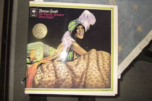 2LP Set Bessie Smith