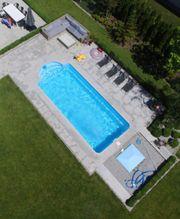 NEU GfK Schwimmbecken Swimmingpool Imperial