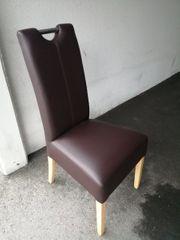 Polster Stuhl hochlehner