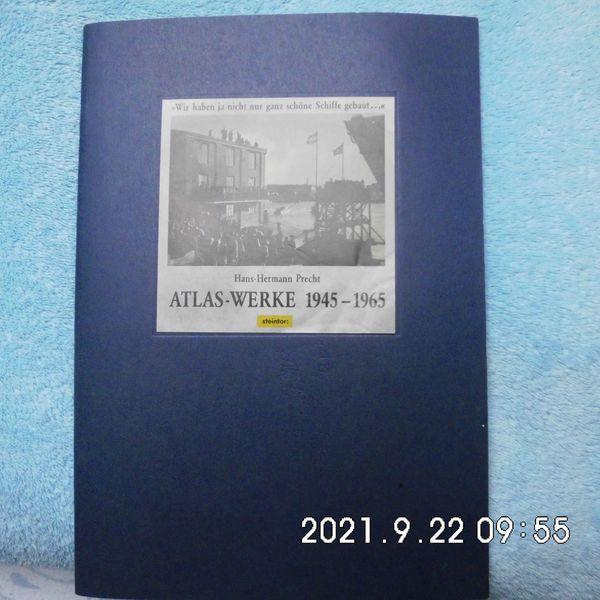 Geschichte der Atlas Werke in Bremen