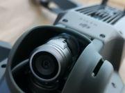 DJI Mavic Pro Quadcopter 4K Kamera-Drohne
