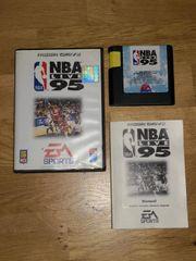 Sega Mega Drive Spiel NBA
