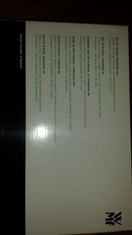 Essen und Trinken - WMF Bar Set 6-teilg