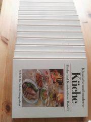 Kochbücher - 12 Stück