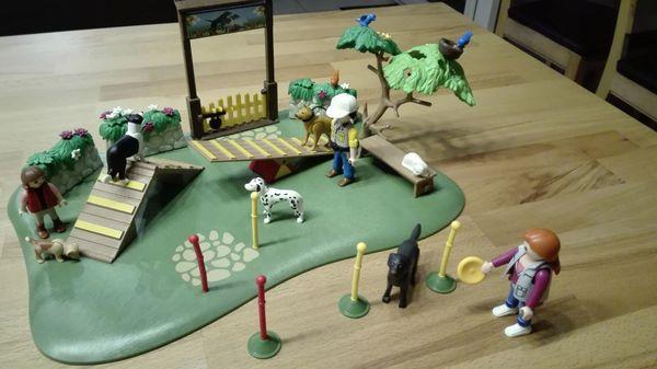 Playmobil Hundeschule