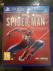 PS4 Spiderman wie neu