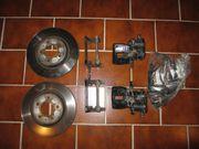 Original Bremsanlage HA Audi A5