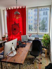 Arbeitsplatz in 2er-Büro zur ZWISCHENMIETE