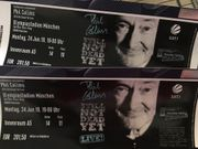 2 Tickets für Phil Collins