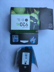 Druckerpatrone HP 920 XL schwarz