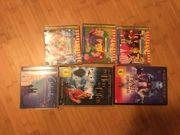 Set Kinder DVD und Hörbücher