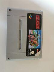 Mario kart für den super