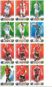 Topps Match Attax Bundesliga Karten
