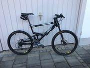 Mountainbike cannondale jekyll schwarz Gr