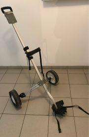 2 Rad Golftrolley manuell