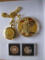 Münzen mit Zertifikat
