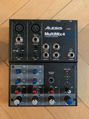 Alesis MultiMix4 USB Interface 2