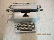 Büroschreibmaschine mechanisch