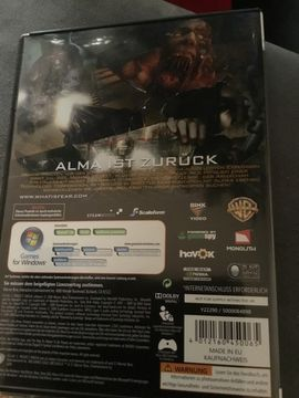 PC Gaming Sonstiges - Fear 2 PC